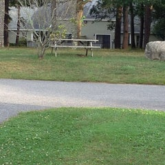 Photo taken at Brewster Green Resort by Nancy P. on 9/14/2013