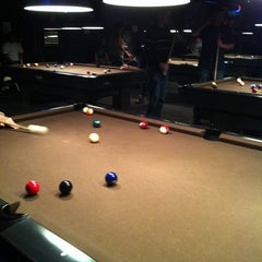Photo taken at Que Billiards by CJ E. on 12/30/2012