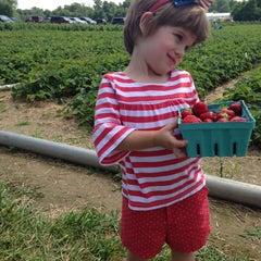 Photo taken at Spencer Farm by Lara S. on 6/21/2014