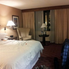 Photo taken at Sheraton Denver West Hotel by Mai L. on 10/17/2012