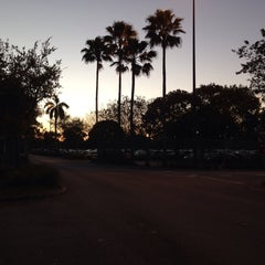 Photo taken at FLL Airport Economy Parking by Andrew B. on 3/1/2014