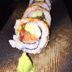 Photo taken at Sushi Avenue on the Square by Summer G. on 8/17/2015