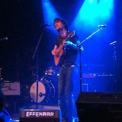 Photo taken at Effenaar by Rianne V. on 3/8/2013
