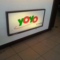 Photo taken at Yoyo Cafe by Chenrealone on 1/6/2013