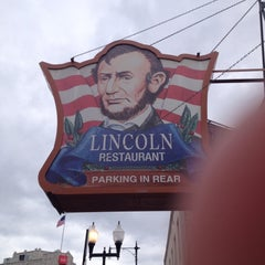 Photo taken at Lincoln Restaurant by Jaclyn G. on 10/6/2012