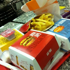 Photo taken at McDonald's by Светлана А. on 11/5/2012