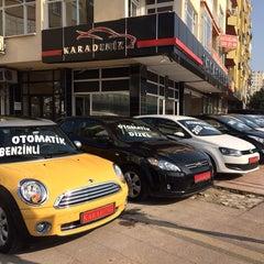 Photo taken at KARADENİZ OTOMOTİV by Haluk K. on 1/23/2014