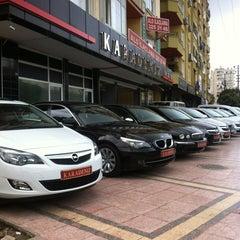 Photo taken at KARADENİZ OTOMOTİV by Haluk K. on 10/24/2012