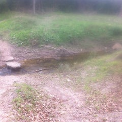 Photo taken at Holly Bay Park Running Trails by Adam M. on 1/4/2014