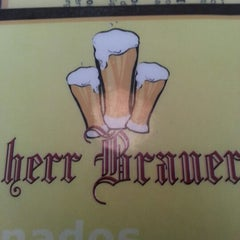 Photo taken at Herr Brauer by Aguinaldo F. on 1/30/2013