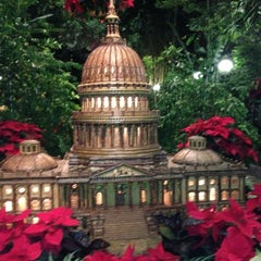 Photo taken at United States Botanic Garden by Mark E. on 12/4/2012