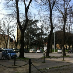 Photo taken at Piazza Mercatale by Daniele R. on 3/23/2013