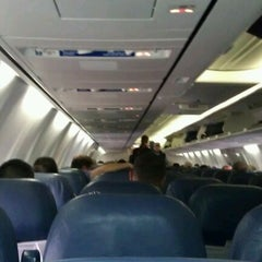 Photo taken at Delta Airlines Ticket Counter by Khalilah S. on 11/25/2012