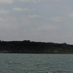 Photo taken at Lake Georgetown by Gray C. on 4/12/2014