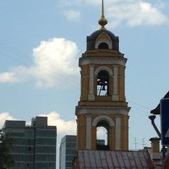 Photo taken at Храм святителя Николая в Звонарях by Katherina Z. on 7/5/2013