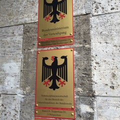 Photo taken at Gedenkstätte Deutscher Widerstand | German Resistance Memorial Center by Kirk W. on 9/22/2015