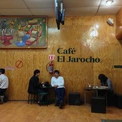Photo taken at Café El Jarocho by Alvaro H. on 2/24/2013