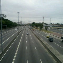 Photo taken at Avenida Brasil by Evelyn K. on 11/4/2012