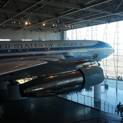 Photo taken at Ronald Reagan Presidential Library and Museum by Dave on 8/18/2013