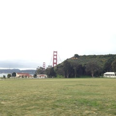 Photo taken at Cavallo Point by Lindsay W. on 3/30/2013