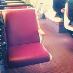 Photo taken at WMATA Red Line Metro by David S. on 12/16/2012