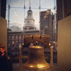 Photo taken at Liberty Bell Center by Tonia on 12/22/2012