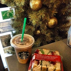 Photo taken at Starbucks by Tonia on 11/23/2012
