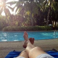 Photo taken at Hilton Phuket Arcadia Resort & Spa by Reed M. on 3/8/2013