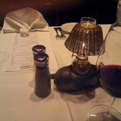 Photo taken at Morton's The Steakhouse by Christine L. on 9/27/2012