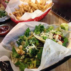 Photo taken at Hankook Taqueria by Adam G. on 11/21/2013