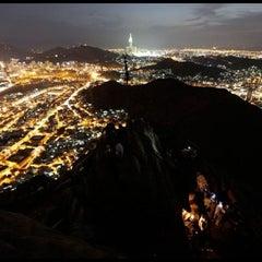 Photo taken at Jabal Nur - Ghar Hira by Jihat G. on 10/31/2012