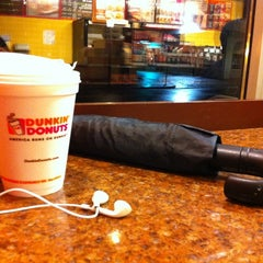 Photo taken at Dunkin Donuts by Hatim S. on 10/7/2012