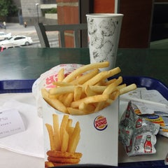 Photo taken at Burger King by MT on 8/24/2013