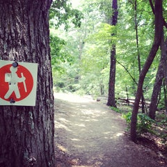 Photo taken at Crowders Mountain State Park by Liz S. on 6/4/2013