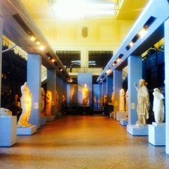 Photo taken at Centrale Montemartini by Arianna M. on 10/22/2014
