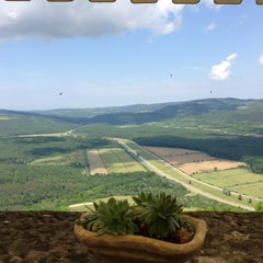 Photo taken at Motovun - Montona by David L. on 6/9/2013