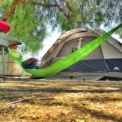 Photo taken at Prado Regional Campground by Misa G. on 6/7/2013