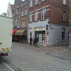 Photo taken at Smedenstraat by Kathy G. on 4/13/2016