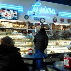 Photo taken at La Nueva Bakery by N Y. on 1/2/2015
