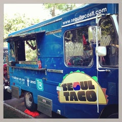 Photo taken at Food Truck Friday @ Tower Grove Park by Heather M. on 7/12/2013