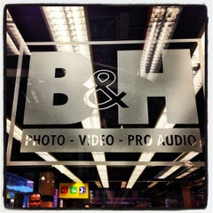 Photo taken at B&H Photo Video by Jim G. on 10/25/2012