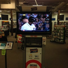 Photo taken at Blockbuster by Shawn G. on 4/30/2013