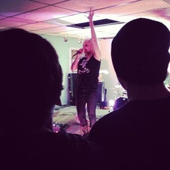 Photo taken at Cream City Skatepark by Heidi P. on 3/9/2014