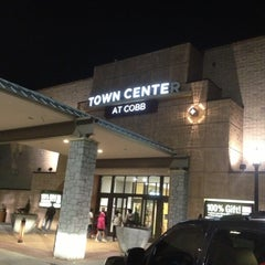 Photo taken at Town Center at Cobb by SooFab on 11/23/2012