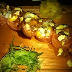 Photo taken at Ceviche by Mariela I. on 6/14/2012