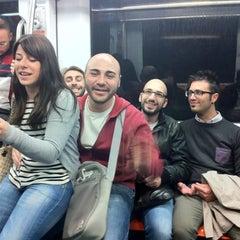 Photo taken at Tuscolano Sud by Fiorella P. on 11/2/2012