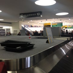 Photo taken at Baggage Claim by Dave on 12/31/2013