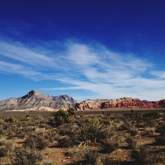Photo taken at Red Rock Canyon National Conservation Area by bethanne on 12/30/2012