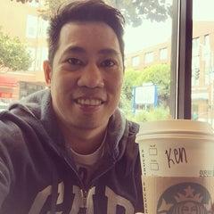 Photo taken at Starbucks by Kenz J. on 4/19/2015