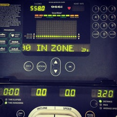 Photo taken at 24 Hour Fitness by Minda C. on 8/21/2014